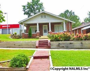 604 Ward Avenue, Huntsville, AL 35801 (MLS #1069921) :: Amanda Howard Real Estate