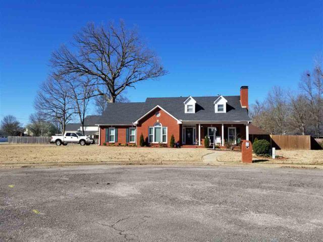1602 Sherwood Oaks Drive, Decatur, AL 35603 (MLS #1109617) :: Capstone Realty