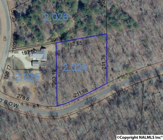 Lot 1, Add. 1 County Road 137, Cedar Bluff, AL 35959 (MLS #1045329) :: Amanda Howard Sotheby's International Realty