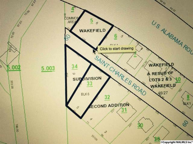 0 St Charles Road, Huntsville, AL 35801 (MLS #1048120) :: Capstone Realty