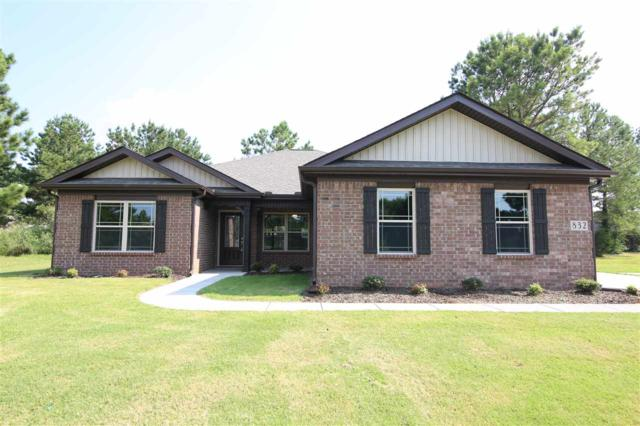 013 Orvil Smith Road, Harvest, AL 35749 (MLS #1051927) :: Legend Realty