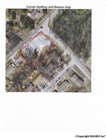 Godfrey Avenue, Fort Payne, AL 35967 (MLS #1052923) :: Amanda Howard Real Estate™