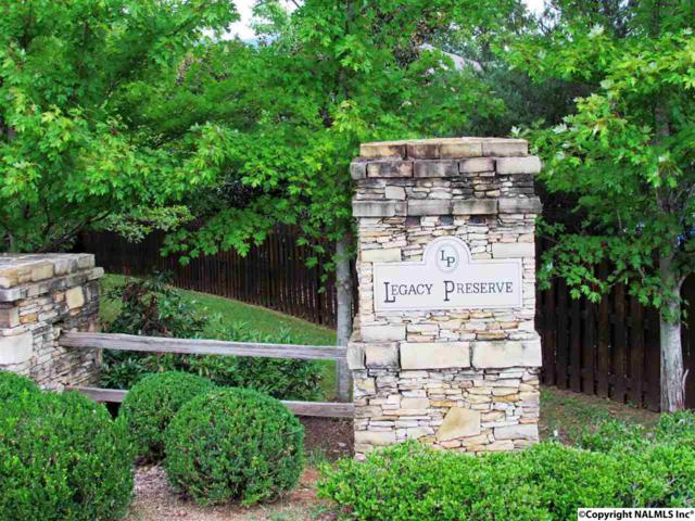 Lot 6 Legacy Preserve Drive, Brownsboro, AL 35741 (MLS #1054022) :: RE/MAX Alliance