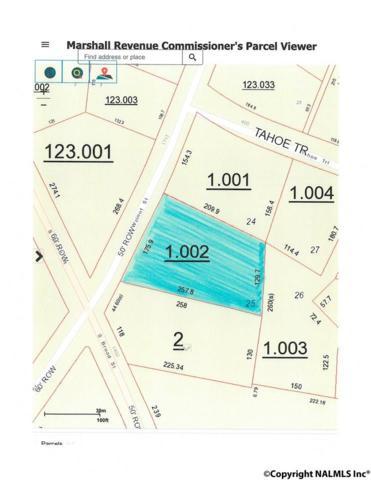 1718 Walnut Street, Albertville, AL 35950 (MLS #1055370) :: Amanda Howard Real Estate™