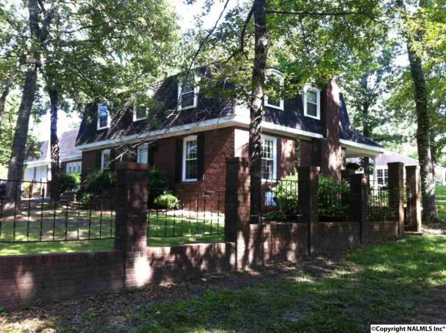 1001 Second Avenue, Centre, AL 35960 (MLS #1062959) :: Amanda Howard Real Estate™