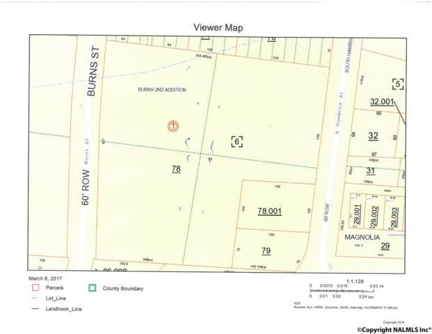 00 South Hambrick Street, Albertville, AL 35950 (MLS #1064247) :: RE/MAX Alliance