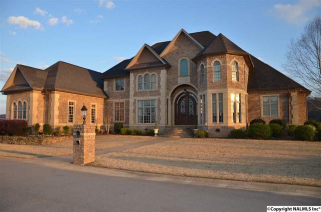 321 Peninsula Drive, Gadsden, AL 35901 (MLS #1064461) :: Capstone Realty