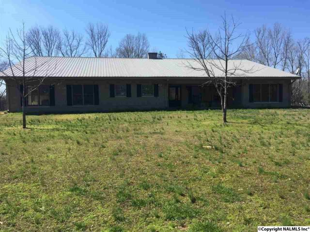 631 Sims Chapel Road, Hokes Bluff, AL 35903 (MLS #1064714) :: RE/MAX Alliance
