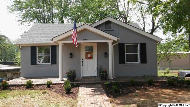 200 Joplin Street, Gurley, AL 35748 (MLS #1067242) :: Intero Real Estate Services Huntsville