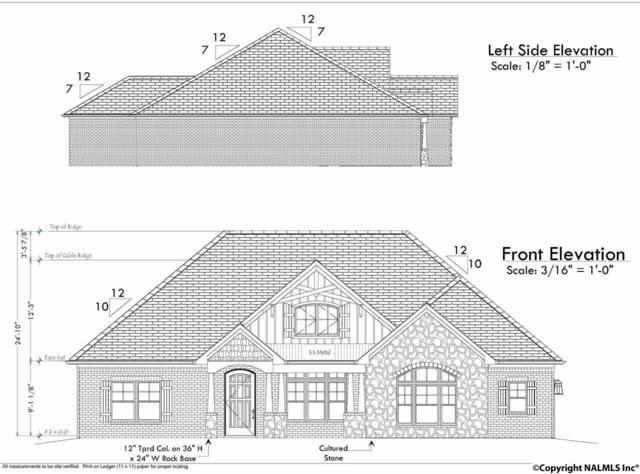 105 Patrick Acres Drive, Meridianville, AL 35759 (MLS #1068770) :: Amanda Howard Real Estate