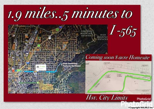 2000 Bankhead Parkway, Huntsville, AL 35801 (MLS #1071077) :: Amanda Howard Real Estate™