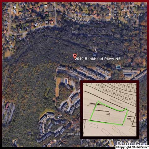 2040 Bankhead Parkway, Huntsville, AL 35801 (MLS #1071081) :: Amanda Howard Real Estate™