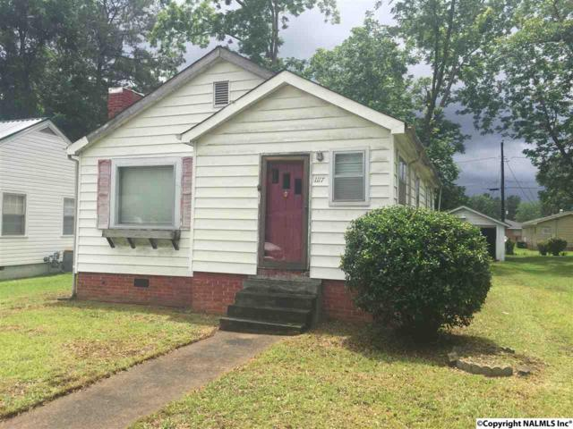 1117 Windsor Street, Gadsden, AL 35903 (MLS #1071670) :: Legend Realty