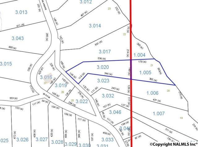 Lot 21 County Road 767, Cedar Bluff, AL 35959 (MLS #1072076) :: Amanda Howard Real Estate™