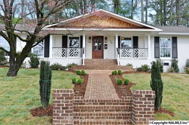 704 Desoto Road, Huntsville, AL 35801 (MLS #1072416) :: Amanda Howard Real Estate
