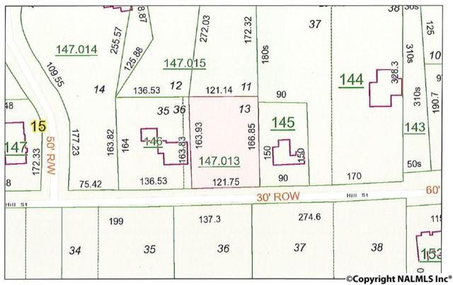 0 Hill Street, Rainbow City, AL 35906 (MLS #1074085) :: Amanda Howard Real Estate™