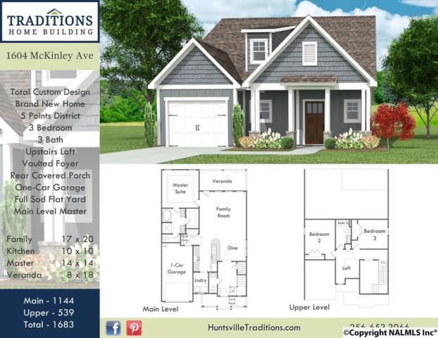 1604 Mckinley Avenue, Huntsville, AL 35801 (MLS #1074142) :: Amanda Howard Real Estate™