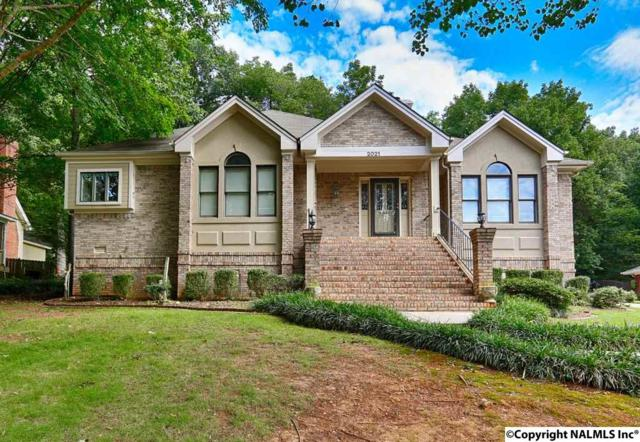 2021 Great Hills Drive, Huntsville, AL 35811 (MLS #1075150) :: Intero Real Estate Services Huntsville