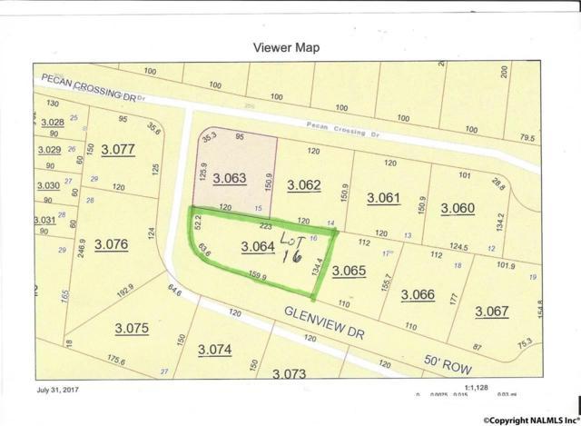 0 Glenview Drive, Albertville, AL 35950 (MLS #1075207) :: Amanda Howard Real Estate™