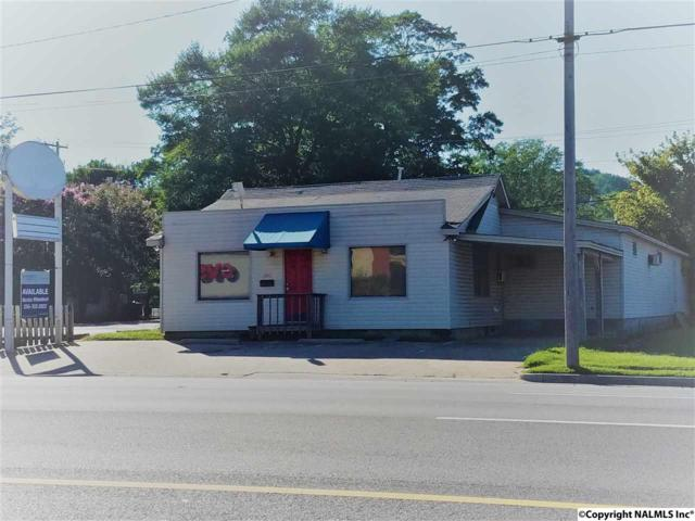 1428 Gunter Avenue, Guntersville, AL 35976 (MLS #1075443) :: Amanda Howard Real Estate™