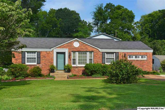 604 Drummond Road, Huntsville, AL 35802 (MLS #1075616) :: Amanda Howard Real Estate