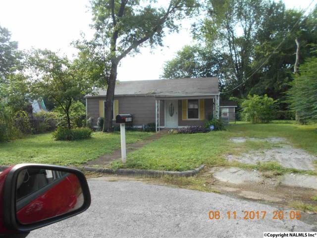 1010 Crestline Circle, Huntsville, AL 35816 (MLS #1076264) :: RE/MAX Distinctive | Lowrey Team