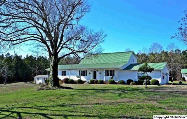 263 Barley Drive, Guntersville, AL 35976 (MLS #1076377) :: RE/MAX Distinctive | Lowrey Team
