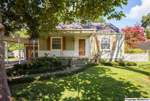 2015 Stanford Drive, Huntsville, AL 35801 (MLS #1076488) :: Amanda Howard Real Estate
