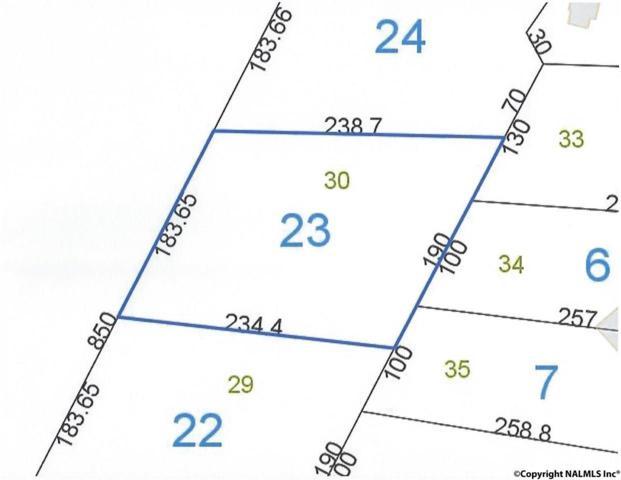 County Road 369 Lot 30, Fort Payne, AL 35967 (MLS #1076938) :: Amanda Howard Real Estate™