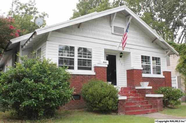 930 Peachtree Street, Gadsden, AL 35901 (MLS #1077480) :: Legend Realty