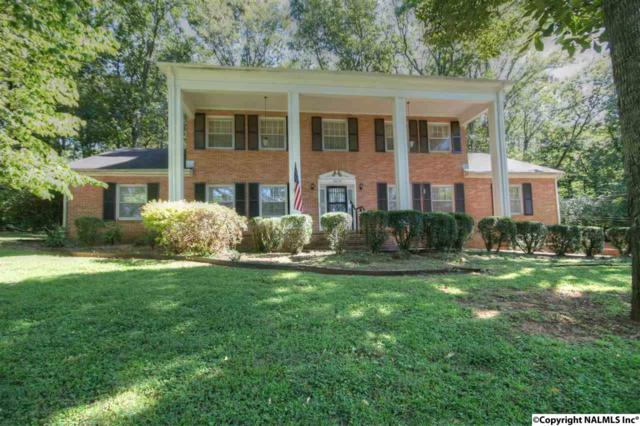 1606 Big Cove Road, Huntsville, AL 35801 (MLS #1077995) :: Capstone Realty