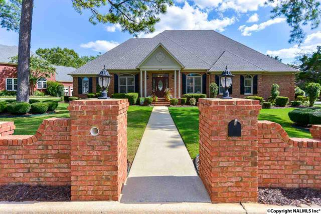 917 Whispering Pines Trail, Decatur, AL 35603 (MLS #1078020) :: Amanda Howard Real Estate™