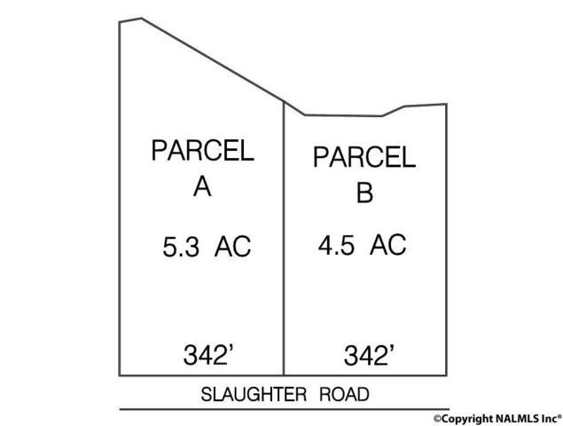893 Slaughter Road Parcel A, Huntsville, AL 35804 (MLS #1078139) :: RE/MAX Alliance