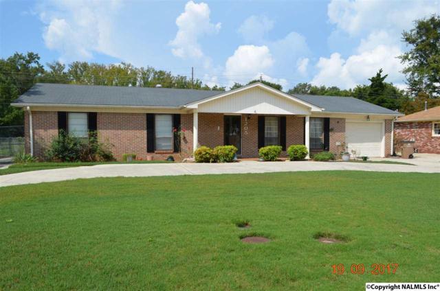 1205 Kathy Lane, Decatur, AL 35601 (MLS #1078705) :: Capstone Realty