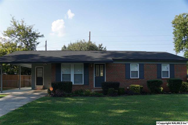106 Blueberry Lane, Decatur, AL 35601 (MLS #1078804) :: Capstone Realty