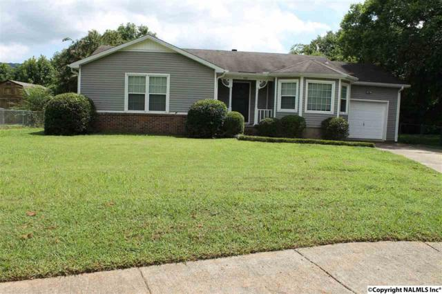 1507 Cedarwood Circle, Huntsville, AL 35803 (MLS #1078894) :: Capstone Realty