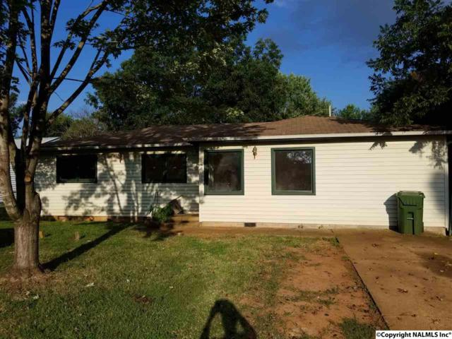 2707 Peel Street, Huntsville, AL 35805 (MLS #1078916) :: Amanda Howard Real Estate™