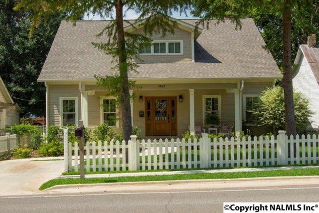 1107 Wells Avenue, Huntsville, AL 35801 (MLS #1079426) :: Amanda Howard Real Estate™
