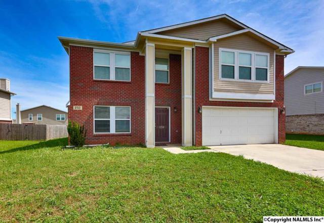 150 Ranier Street, Meridianville, AL 35759 (MLS #1079543) :: RE/MAX Distinctive | Lowrey Team