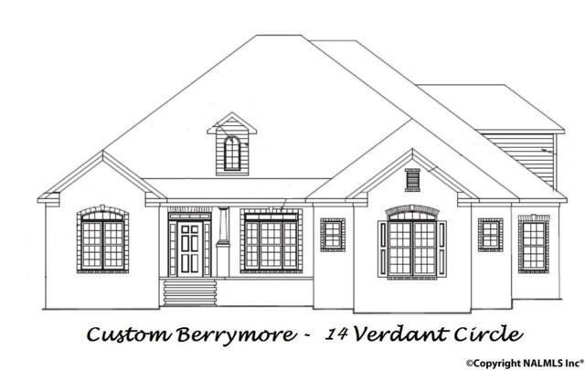 14 Verdant Circle, Huntsville, AL 35803 (MLS #1079725) :: Amanda Howard Real Estate™