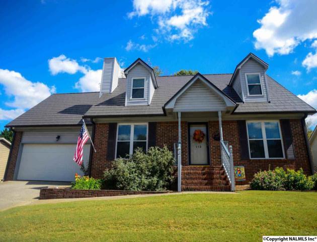 113 NE Bridgestone Drive, Huntsville, AL 35811 (MLS #1079958) :: RE/MAX Distinctive | Lowrey Team