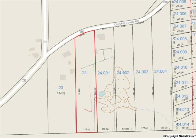 000 County Road 488, Centre, AL 35960 (MLS #1079982) :: Amanda Howard Real Estate™