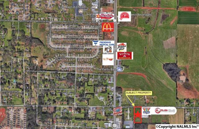 0 Meridianville Bottom Road, Meridianville, AL 35759 (MLS #1080159) :: Capstone Realty