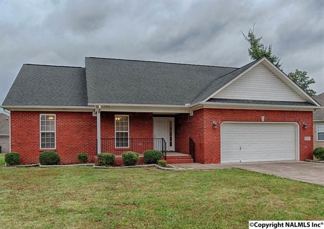 237 Chestnut Oak Circle, Owens Cross Roads, AL 35763 (MLS #1080391) :: Amanda Howard Real Estate™