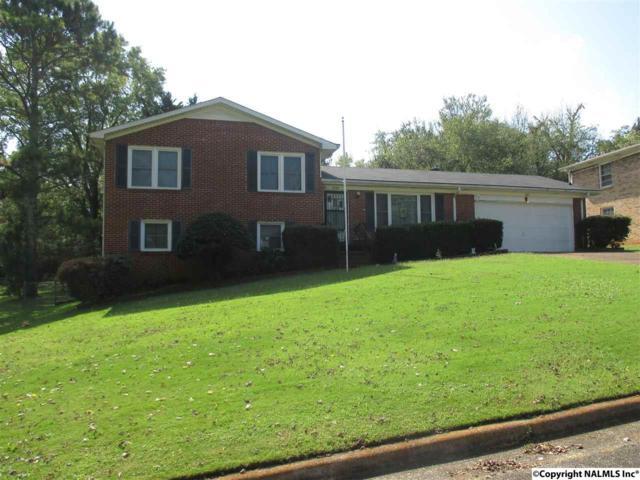 2709 Mountain Park Circle, Huntsville, AL 35810 (MLS #1080476) :: Amanda Howard Real Estate™