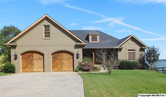 1365 Big Nose Drive, Centre, AL 35960 (MLS #1080496) :: Amanda Howard Real Estate™