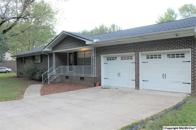 2550 Reeves Street, Hokes Bluff, AL 35903 (MLS #1080587) :: Amanda Howard Real Estate™