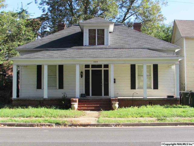 504 Walnut Street, Decatur, AL 35603 (MLS #1080801) :: Amanda Howard Real Estate™