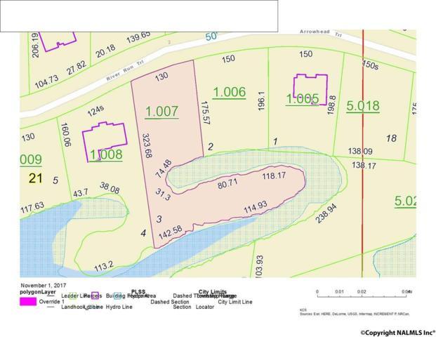 3 River Run Trail, Gadsden, AL 35901 (MLS #1081620) :: RE/MAX Alliance