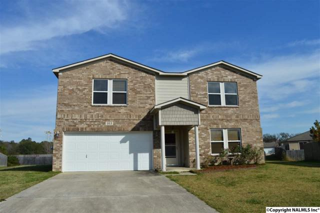 103 Rein Dance Lane, Owens Cross Roads, AL 35763 (MLS #1082602) :: Amanda Howard Real Estate™